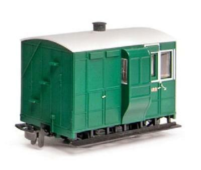 PECO GR-530  OO-9 SCALE Glyn Valley Tramway Type Guards' Brake And Luggage Van • 28.12€