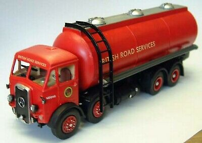 Atkinson L1585 8 Wheel Bulk Tanker M20 UNPAINTED O Scale Langley Models Kit • 169.05€