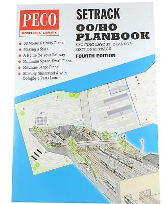 Peco STP-OO Setrack Planbook - 5th Edition Peco Publications  • 5.03€