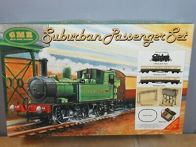 MAINLINE RAILWAYS MODEL No.37501     GWR SUBURBAN PASSENGER SET        MIB • 216.87€