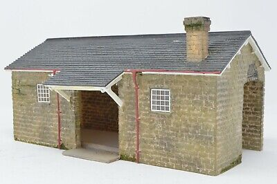 Hornby Skaledale Stone Goods Shed R8635 - Boxed • 60.14€