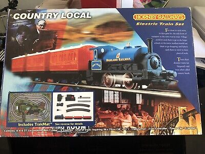 Hornby 00 Gauge Country Local 0-4-0 Train Set • 22.56€