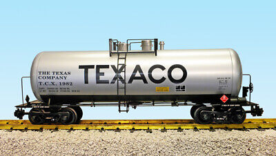 Neu USA TRAINS 42' Modern Tank Car Komplett Metall Artikel: R15267 • 159€