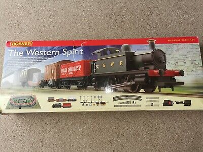 Hornby The Western Spirit 00 Gauge Train Set • 34.48€
