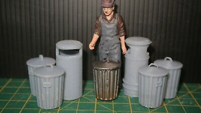 G-scale Model Scenery - The Rubbish Collection - GN15 • 12.38€
