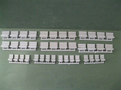 Large Number Of Cast Resin Coach Seating  • 2.48€
