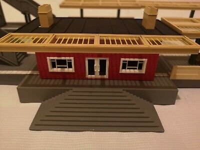 TRIANG HORNBY R689A MAIN LINE STATION SET RARE 1971 VERSION In R5083 BOX Nw • 121.29€