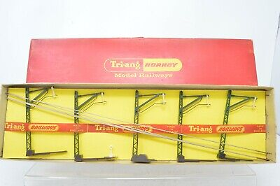 Tri-ang Hornby OO Gauge R418 Catenary Extension Set - Lot 1 • 47.73€