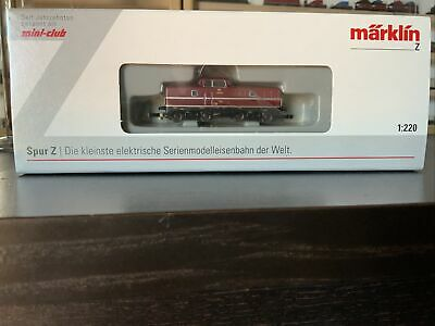 Maerklin Marklin Z 88803 V80 DB  New  Generation Motor Led Lights Spur Scala Z • 299.99€