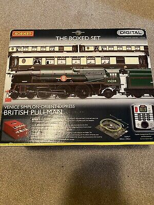 Hornby R1073 DCC TTS Digital Sound Venice Simplon  Set With Lots Of Upgrades. • 612.09€