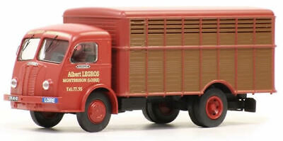 REE Panhard Movic Bétaillère Rouge Ho 1/87 • 26.95€