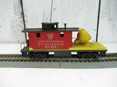 Ho Train Pennsylvania Maintenance Fourgon Mw 984 Avec Fonctionne Spot Clair • 16.11€