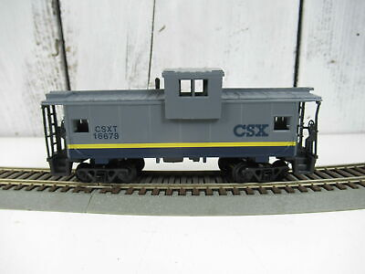 Ho CSX Large Vision Fourgon De Queue Csxt #16678 Conrail NS • 10.13€