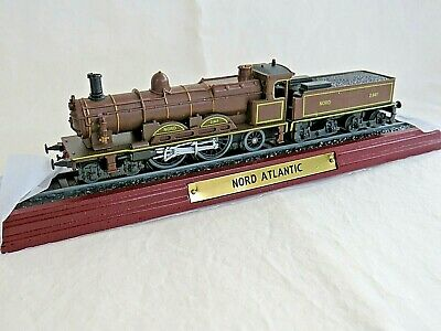 Atlas Editions Locomotive Collection Model Train. Nord Atlantic. 1:100 Scale • 2.81€