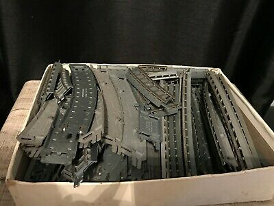 Large Joblot Of 70 Triang Hornby Rails In A Box • 50.26€