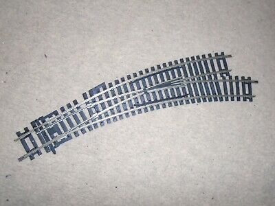R8075 Nickel Silver Long Right Hand Curved Point For Hornby OO Gauge Train Sets • 4.74€