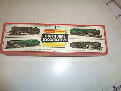 Hornby R859  4-6-0 Black Five-----------boxed  Silver Seal • 58.17€