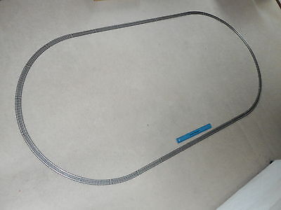 Collection Of Nickel Silver Track For Hornby OO Gauge Train Sets • 16.22€