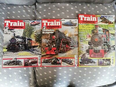 Revue Train Magazine • 4€
