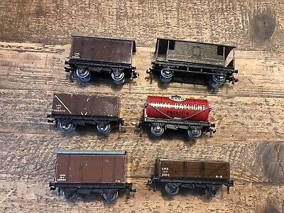 Hornby Dublo Job Lot Collection Pre Nationalised LMS Wagon Lot • 15.46€