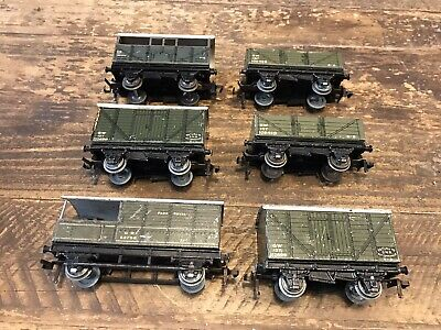 Hornby Dublo Job Lot Collection Pre Nationalised GW Wagon Lot • 16.03€