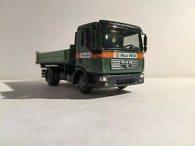 Camion MAN - TGL - Marque HERPA - 1/87 • 6.55€
