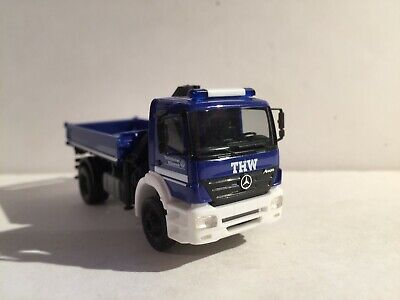 Camion MERCEDES - AXOR - Marque HERPA - 1/87 • 6.55€