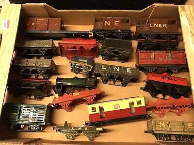Hornby O Gauge Wagon Etc Job Lot • 19.94€