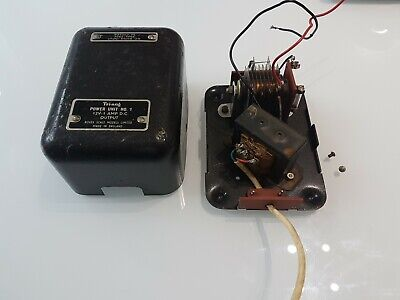 Triang Vintage Power A.C Mains For Vintage Model Trains Untested Selling As Seen • 5.63€