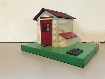 Lionel O Gauge 145 Automatic Gateman, Working. Not Boxed. • 20.81€