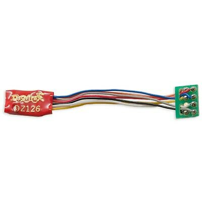DZ126PS Digitrax Decodeur DCC 2 Fonctions Train Z N HO • 35€