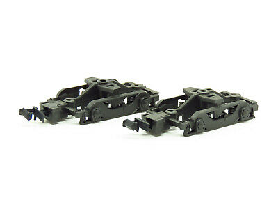 Lima Lot 2 Flasques De Bogie Porteur Locomotive Bb 67000 - Echelle N 1/160 • 4.90€