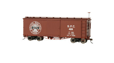27002 Wagon Box Car Bachmann Spectrum Train ON30  • 75€