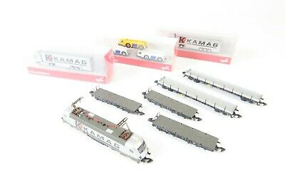 Marklin Z Gauge 81351 Kamag Transport Train Set • 429.26€