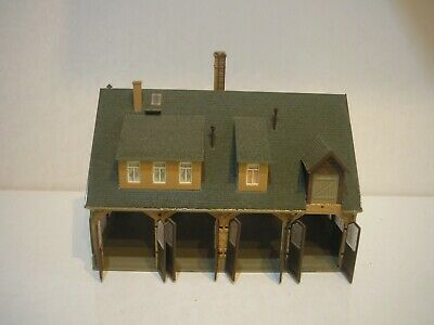 Oo Ho Detailed Barn Stable Building Very Detailed . • 24.60€