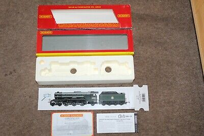 Hornby R2140 Br 4-6-2 Class A3 Locomotive 'doncaster' Empty Box Only No Loco • 9.99€