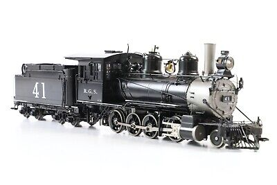 Precision Scale Co. PSC 16909-2 On3 RGS C-19 2-8-0 '41' Factory Painted • 1,202.77€