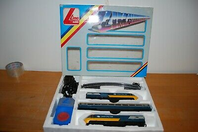 Vintage Collectable Original Lima Inner City 125 Train Set With Tracks/adaptor  • 107.67€