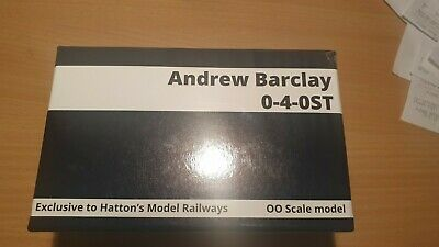 HATTONS Andrew Barclay  Loco  Box Complete Empty Box   HA-AB16-002  • 11.33€