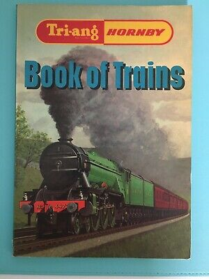 Tri-ang Hornby Book Of Trains Free Postage • 7.31€