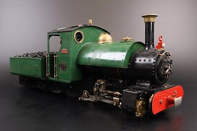 Roundhouse 16mm (32mm Gauge) Live Steam 'Katie' With RC & Tender • 1,242.63€