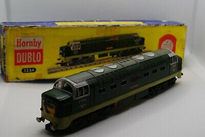 Hornby Dublo 3234 Deltic Diesel 'St Paddy' 3 Rail Locomotive • 248.53€