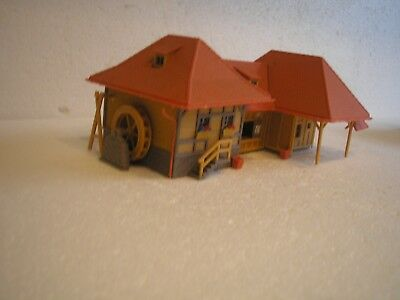 Oo Ho Station Building With Water Mill  • 28.89€