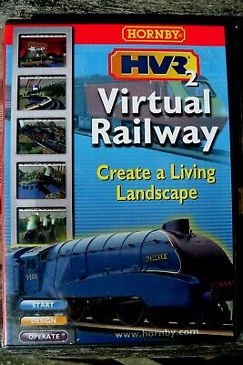 Hornby Virtual Railway 2 Hvr2 Create A Living Landscape Brand New In Cellophane • 11.55€