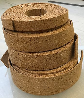 Model Scenic Cork Roll Strips 3mmthk X 5mtrs Long, Various Widths Available • 32.04€