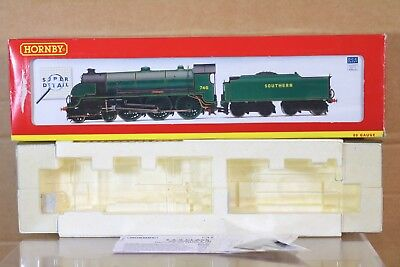 Hornby R2620 Empty Box Only Dcc Ready Southern Sr Class N15 Loco 746 Pendragon • 32.53€