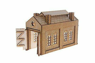Single Road Engine Shed, Ready To Plant, **ready Made ** • 65.54€