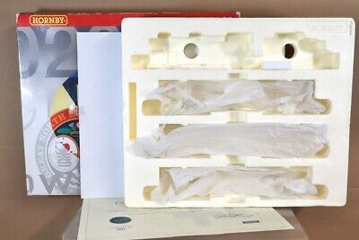 HORNBY R2600M EMPTY BOX For DCC READY The CHELTENHAM FLYER TRAIN PACK SET Nv • 32.53€