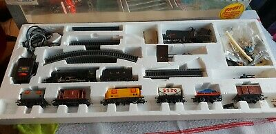 Hornby Oo Gauge R540 Eight Freight Train Set Boxed • 150€