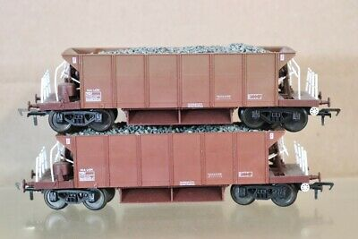 LIMA RAKE Of 2 BR BROWN SEA COW HOPPER WAGON Nv • 49.72€